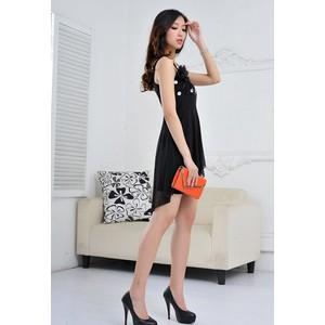 2014夏季新品上市女装修身蕾丝连衣裙