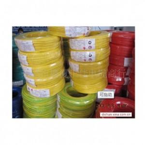 专业供应广西阳工多股铜芯线 高品质BVR铜芯线2.5平100米电线电缆