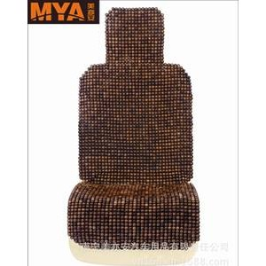厂家直销QS011 木珠汽车坐垫 鸡翅木汽车座垫 夏季凉垫 汽车用品