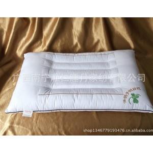 韩版精品巴马火麻决明子保健颈椎枕头舒适定型pp棉枕芯厂家直销