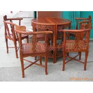 红木家具/桌椅/花梨咖啡桌椅