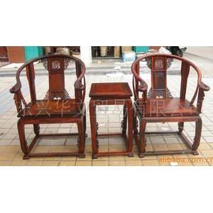 红木工艺品/家具/酸枝木皇宫椅