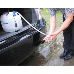 23L车载电动储水器 车用电动储水桶户外自驾游汽车用品 电动出水