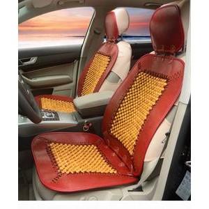 美亦安 木珠汽车坐垫 夏季座垫 手编坐垫 汽车用品四季通用 BP01