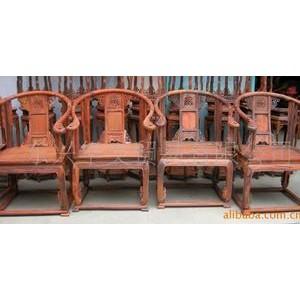 供应红木古典家具/椅子/红酸枝皇宫椅