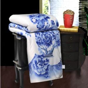 【品牌包邮】正品蚕丝被100%桑蚕丝被空调被秋冬被 家纺厂家直销