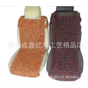 汽车用品 车垫 驾驶室座垫 手编汽车坐垫  沙发坐垫 木珠座垫