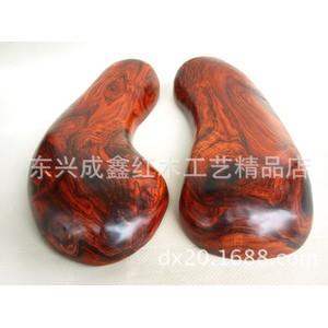 木质礼品 家纺 床上用品 保健枕 夏季专用 红酸枝实木枕头 批发