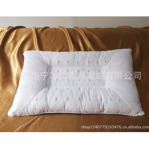 唯仁睡月 儿童成人纯棉枕芯 磁疗安神记忆保健枕 调节血压利睡眠