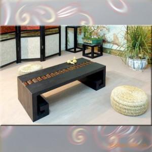 桌几柜架新古典工艺小家具-简约 茶几 DF035
