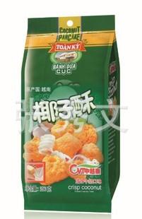 泉记椰子酥250克