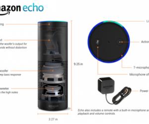 亚马逊发布Echo语音控制系统 199美元