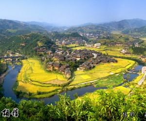 三江:世界楼桥之乡 侗族风情殿堂(组图)