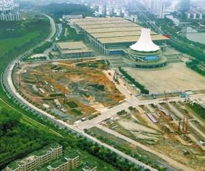 南宁国际会展中心改扩建超大型综合建筑群