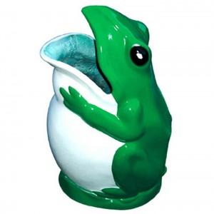 【南宁青蛙垃圾桶】顺达青蛙垃圾箱供应