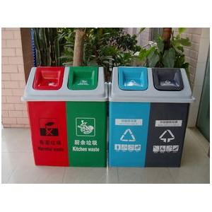 供应宿舍\大堂\学校垃圾分类垃圾箱