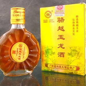 保健酒-骆越玉龙酒
