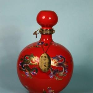 保健酒-珍藏级 双龙戏珠7500ml