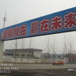 南宁跨路广告牌制作安装广西火之鸟是您最好的选择低价有品质