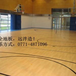 pvc地板-篮球球场