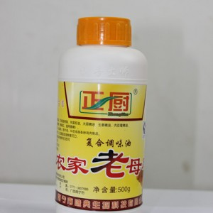 正厨-农家老母鸡500g/瓶