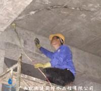 广西高压灌浆防水堵漏施工现场图片