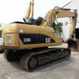 南宁转让卡特320D挖掘机-二手卡特320D挖掘机