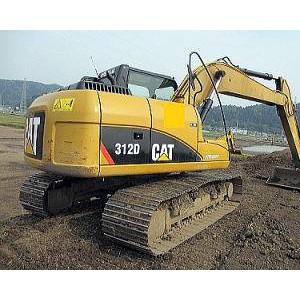 急售:卡特312D挖掘机-二手卡特312D挖掘机