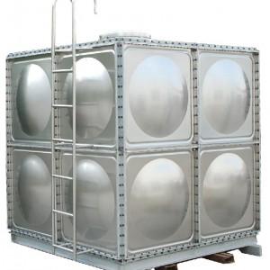 雅洁可定制各种不锈钢水箱、地埋式水箱