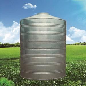雅洁不锈钢圆柱水箱|不锈钢水箱|水箱|二次供水设备|给水设备