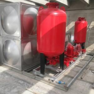 雅洁消防增压给水设备(箱泵一体化)|二次供水设备|给水设备