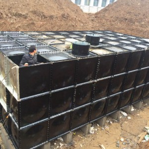 雅洁地埋式消防水箱|二次供水设备|给水设备|供水设备