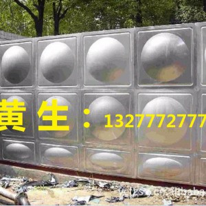 柳州不锈钢水箱厂家专业定做柳州304材质不锈钢生活水箱