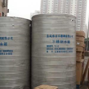 不锈钢圆柱水箱|不锈钢水箱|水箱|二次供水设备|给水设备