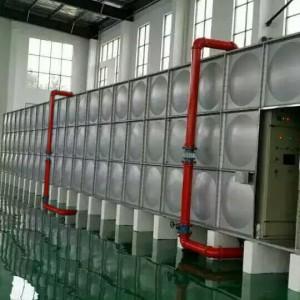 消防稳压给水设备(箱泵一体化)|二次供水设备|给水设备