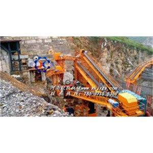 欣凯机械XK-L高效节能、环保等优点,石子砂生产线