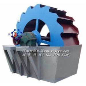 生产线配置选矿设备的生产欣凯机械XK-L洗砂机