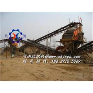 耐磨铸造件生产厂家石子砂生产线欣凯机械XK-L