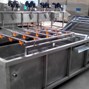 果蔬气泡清洗机  蔬菜瓜果清洗机
