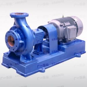 广一水泵厂丨换热站系统中的水泵设施