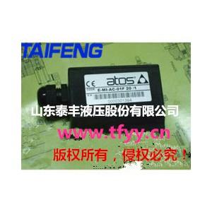 TE-MI-AC型插头式电子器件/电子器件厂家泰丰液压