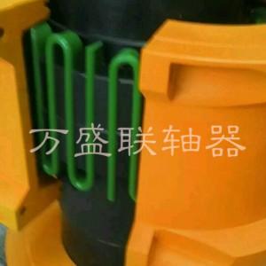 JS蛇簧联轴器报价 生产JS系列联轴器