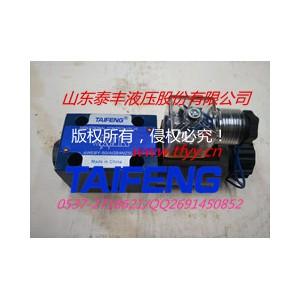 TAIFENG/4WE6Y二位四通电磁阀,电磁换向阀