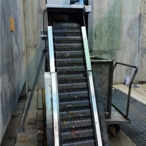 生活污水处理设备丨 机械格栅