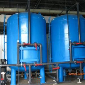 污水处理设备丨多介质过滤器