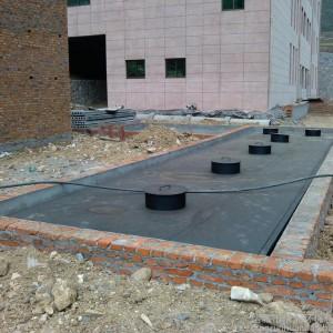 污水处理设备丨智能一体化中回用水装置