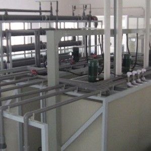 化工污水处理设备丨酸洗磷化、镀锌污水处理设备