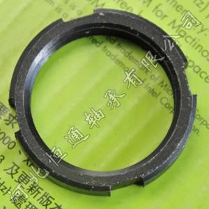 大量定制加工非标机械配件圆螺母,