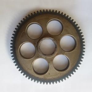 粉末冶金从动齿轮