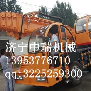 中瑞热卖8吨吊车,随车吊,8吨吊车畅销